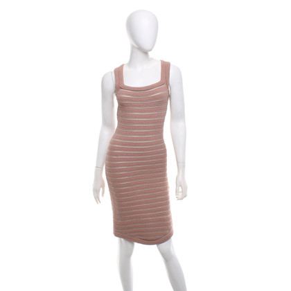 Alaïa Dress in Nude