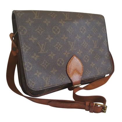 "Louis Vuitton ""Cartouchière GM Monogram Canvas"""