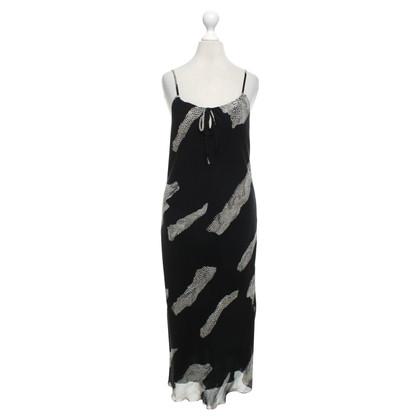 Andere Marke Luisa Spagnoli - Kleid mit Reptil-Print
