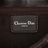 Christian Dior Python Leather Handbag