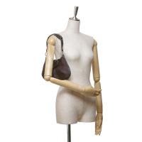 Christian Dior Python Leather Handbag