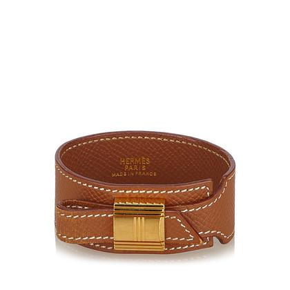 Hermès Artemis Leren Armband