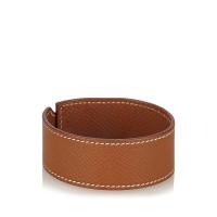 Hermès Artemis Leather Bracelet