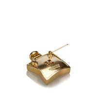 Hermès Metal Brooch