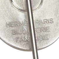 Hermès Clou de Selle Brooch