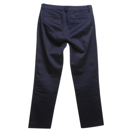 Ralph Lauren trousers made of satin in 7/8 length
