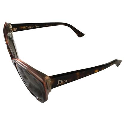 Christian Dior Cat-Eye Zonnebril