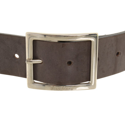 Max Mara riem in Gray