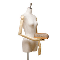 Christian Dior Jacquard Pouch