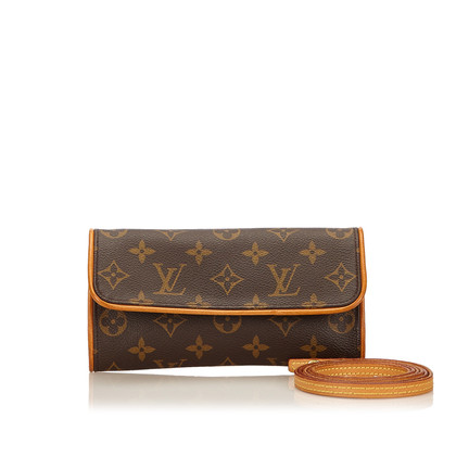 Louis Vuitton Monogram Pochette Twin PM