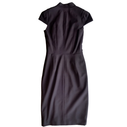 Reiss Sheath Dress in Black