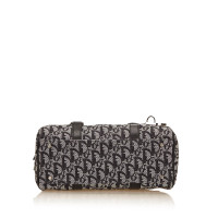 Christian Dior Jacquard Diorissimo Shoulder Bag