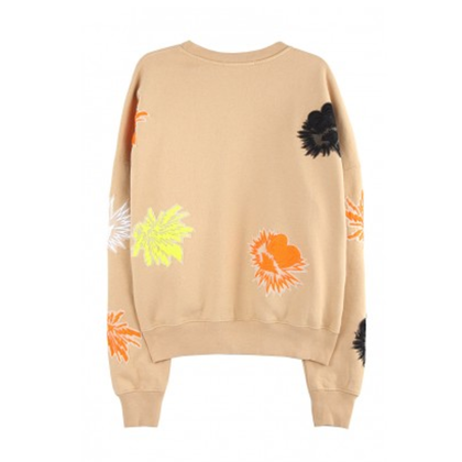MSGM Sweater with neon applications