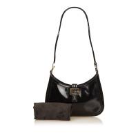 Gucci Patent Leather Shoulder Bag