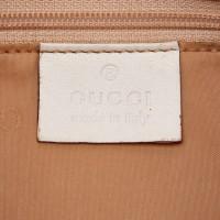 Gucci Bamboo Jacquard Handbag