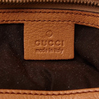 Gucci Leather Double G Handbag