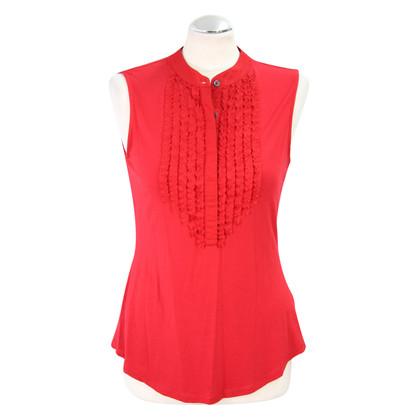 Karen Millen Blouse in red