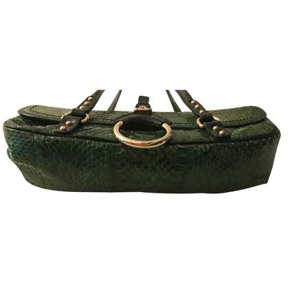 Dolce & Gabbana Shoulder bag made of snakeskin