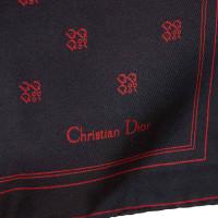 Christian Dior Diorissimo Silk Scarf