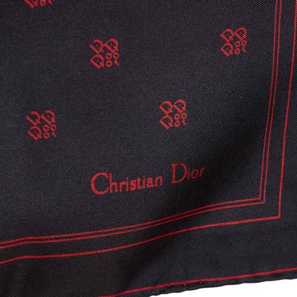 Christian Dior Diorissimo Zijden Sjaal