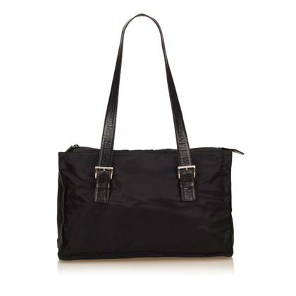 Prada Nylon Shoulder Bag
