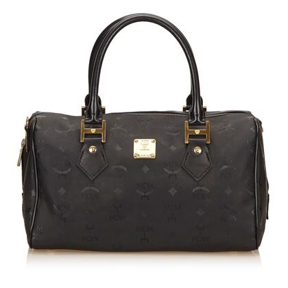 MCM Visetos PVC Handbag