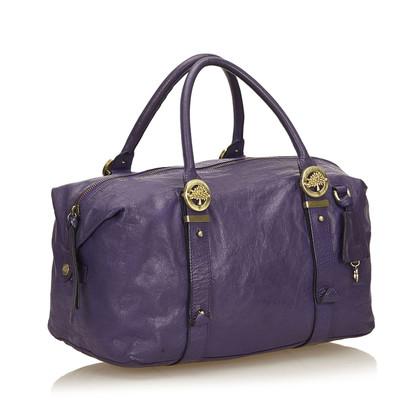 Mulberry Leder Duffel Tasche
