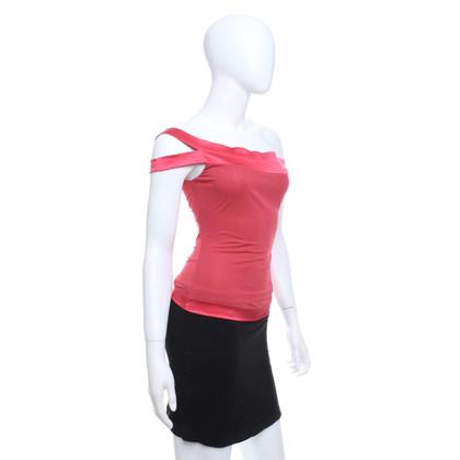 Giorgio Armani Shirt in red