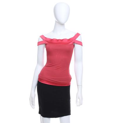 Giorgio Armani Shirt in Rot
