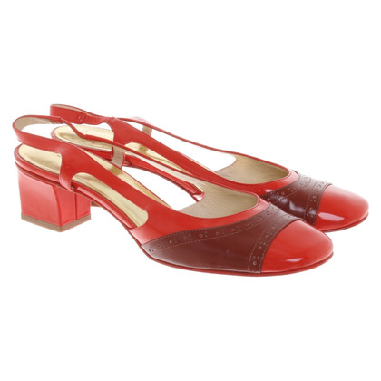 Marc by Marc Jacobs Slingbacks in bicolour
