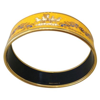 Hermès Bracelet of enamel