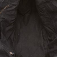 Balenciaga Leather Motocross Courier