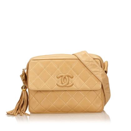 Chanel Leder Umhängetasche