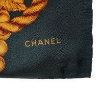 Chanel Grapevines Scarf