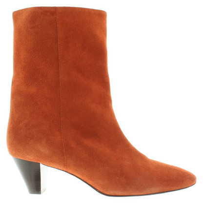 Isabel Marant Boots in roestsinaasappel