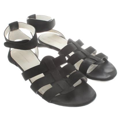 Balenciaga Sandalen in zwart