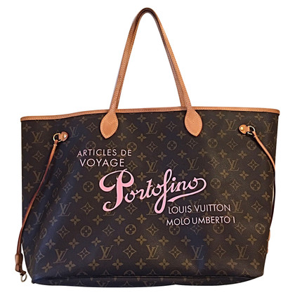 "Louis Vuitton ""Neverfull GM Portofino"" Limited Edition"