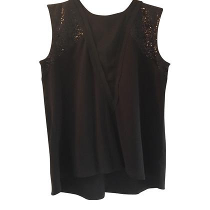 Schumacher Shirt with spout insert and sequins