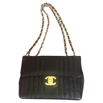 "Chanel ""2.55 Jumbo Flap Bag"""
