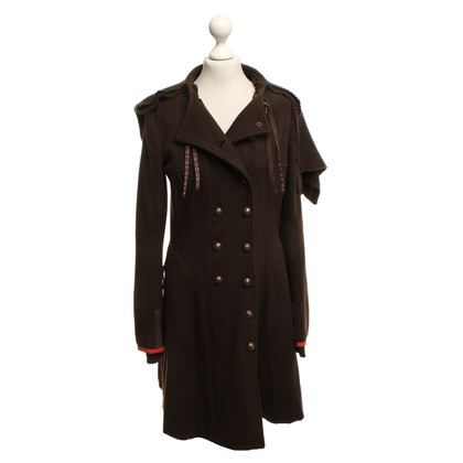 Marithé et Francois Girbaud Coat in brown