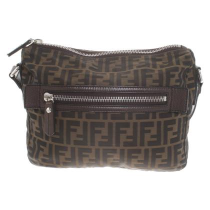 Fendi Shoulder bag with logo motif
