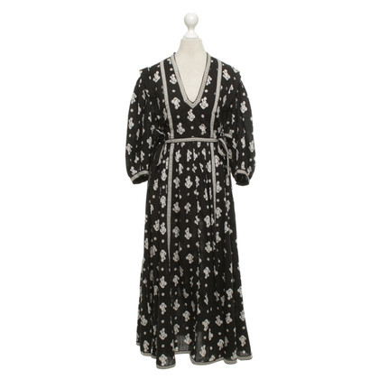 Rebecca Taylor Maxi dress with pattern