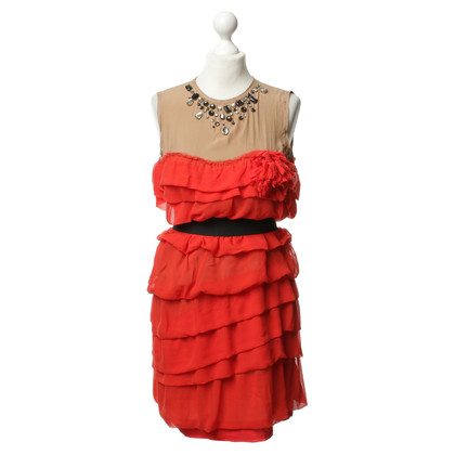 Lanvin for H&M Dress in red