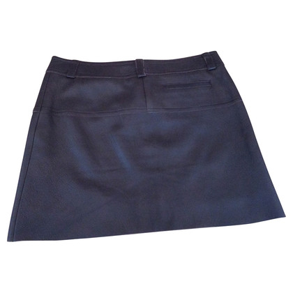 Chloé Leather skirt