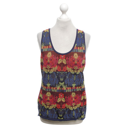 Missoni Knit top in multicolor