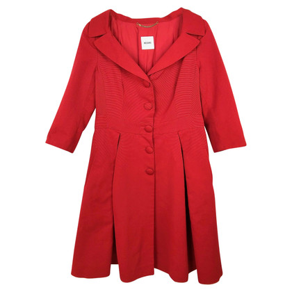 Moschino Mantel in Rot