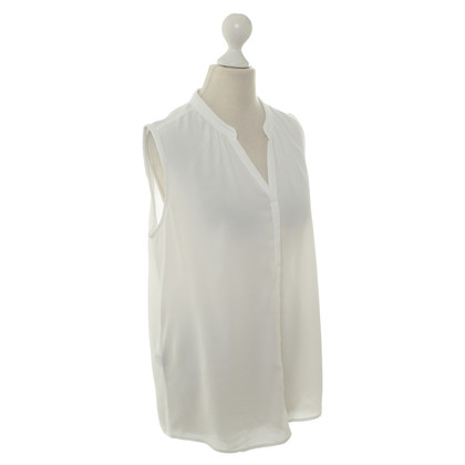 Comptoir des Cotonniers Sleeveless blouse in white