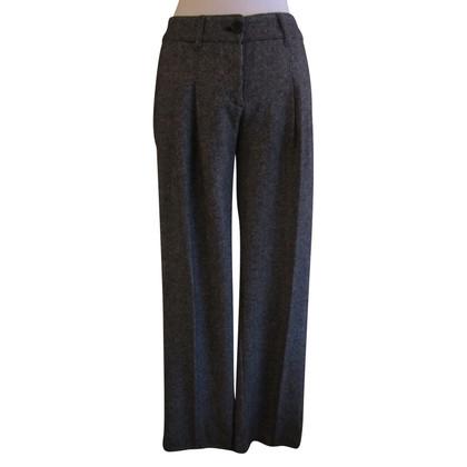Burberry Pantaloni realizzati in misto lana