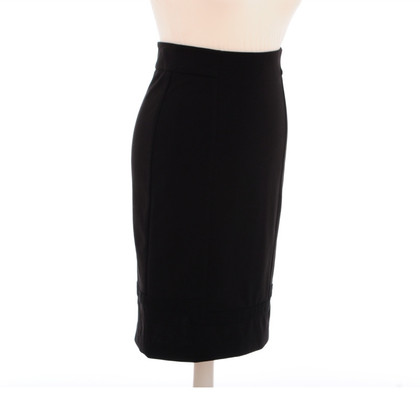 Diane von Furstenberg Black pencil skirt