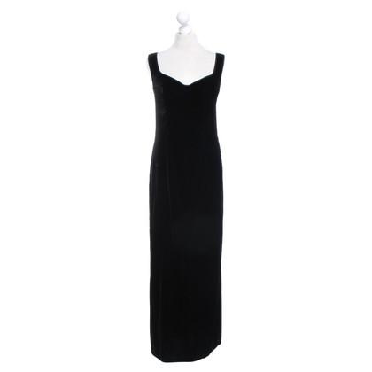 La Perla Elegantes Abendkleid im Samt-Look